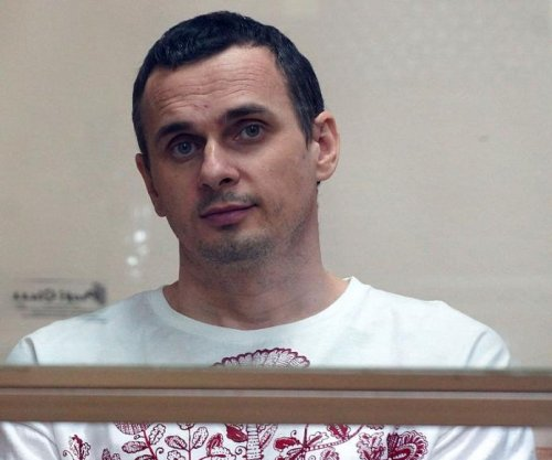 Russia refuses to extradite filmmaker Oleg Sentsov to Ukraine