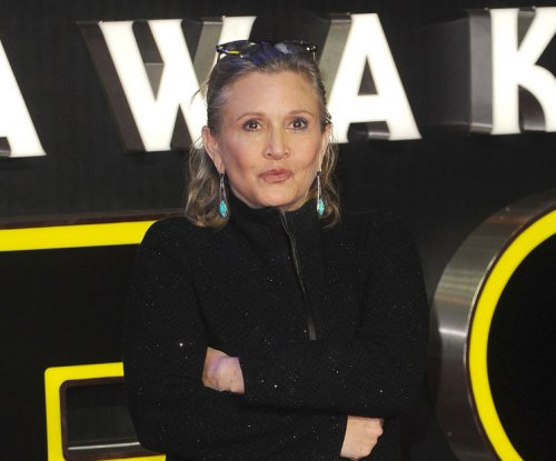 Carrie Fisher details secret affair with Harrison Ford: 'It was so intense'