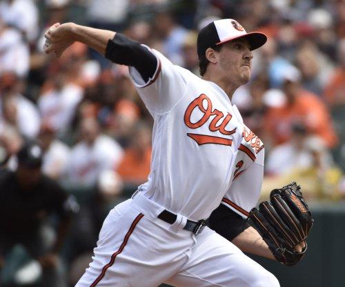 Kevin Gausman, Baltimore Orioles keep Texas Rangers under wraps