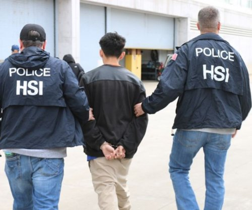 Hundreds arrested in immigration operation targeting sanctuary cities