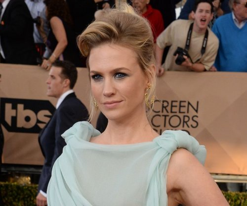 January Jones on Nick Viall dating rumors: 'He's a friend'