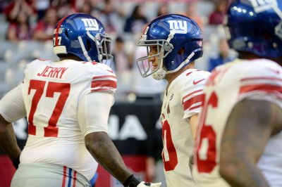 New York Giants: Top summer battle -- who gives Eli Manning the ball?
