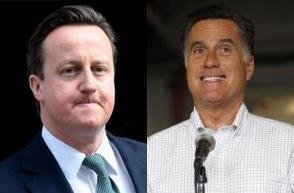 Romney Olympics dig annoys British PM
