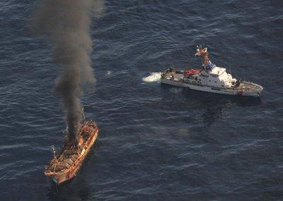 Debris from Japan tsunami arriving sooner