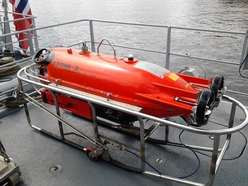 Robotics firm developing counter-IED manipulator arms for Navy