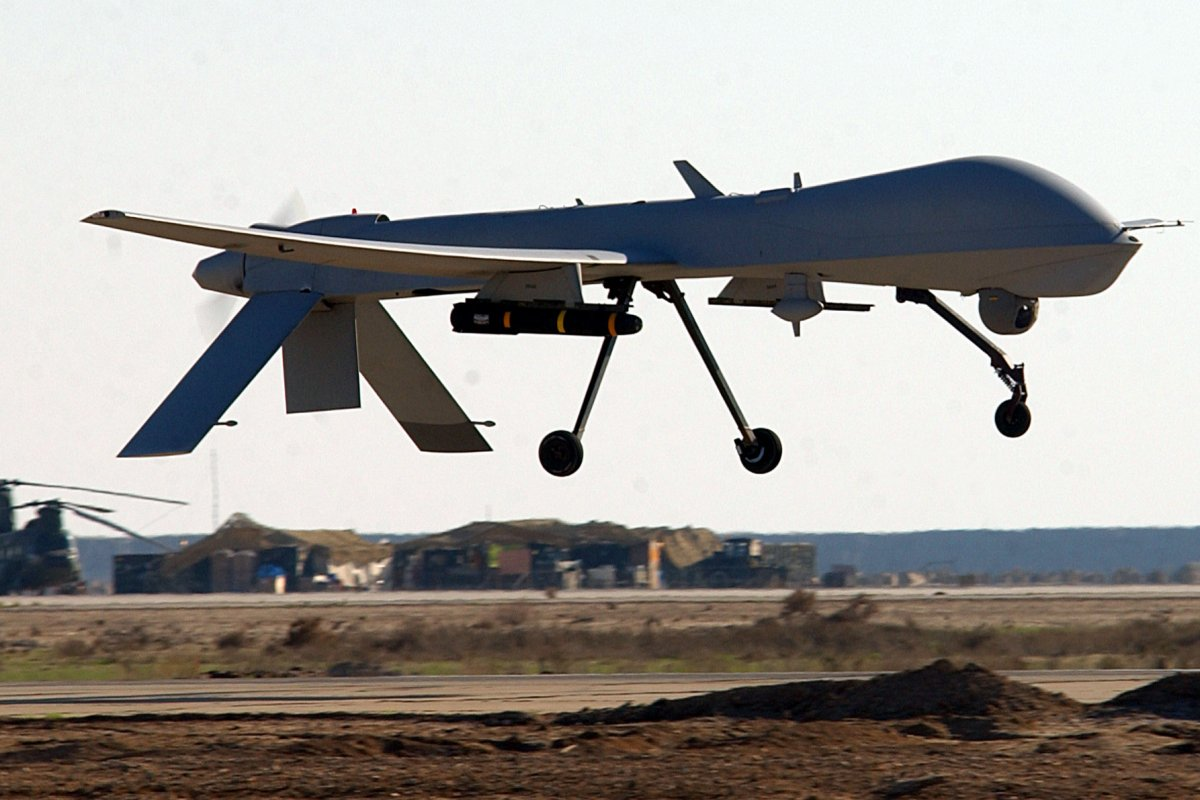Report Leaked Documents Reveal Expensive Drone Program