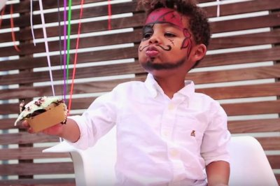 Wiz Khalifa stars with son in 'Zoney' music video