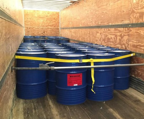 Oh, bother! U.S. agents seize 60 tons of illegally imported Chinese honey