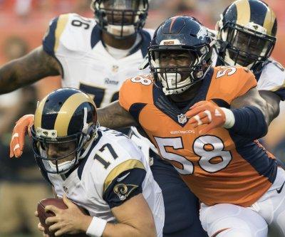Denver Broncos LB Von Miller named AFC Defensive Player of the Month