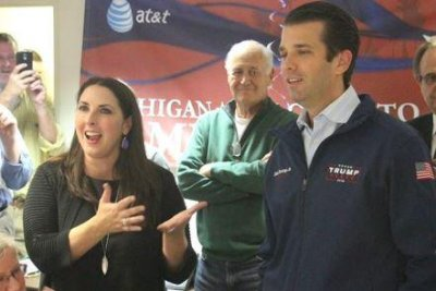 Trump to choose Ronna Romney McDaniel as RNC chair
