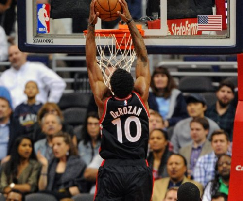 DeMar DeRozan scores 41 as Toronto Raptors top Boston Celtics