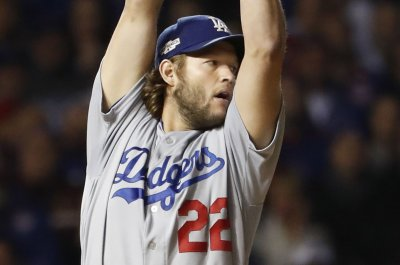 Los Angeles Dodgers LHP Clayton Kershaw earns seventh straight Opening Day start