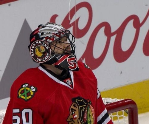 Chicago Blackhawks looking to history to inspire comeback against Anaheim Ducks