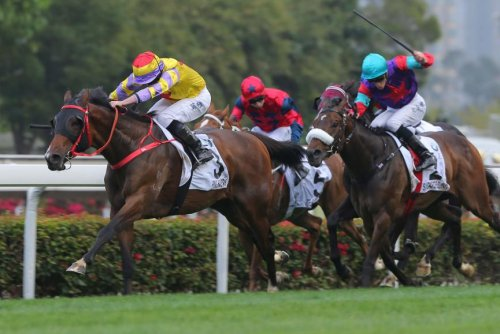 UPI Horse Racing Roundup: Ping Hai Star wins Hong Kong Derby