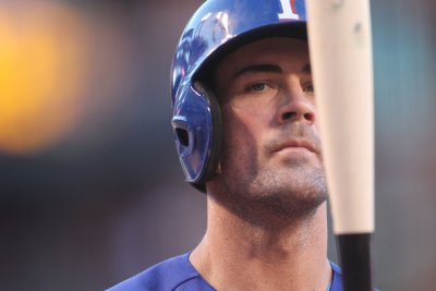 Rangers' Hamels looks for first career win vs. Jays