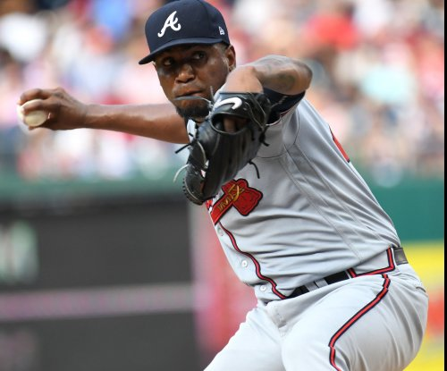Braves make rotation change for opener vs. Red Sox