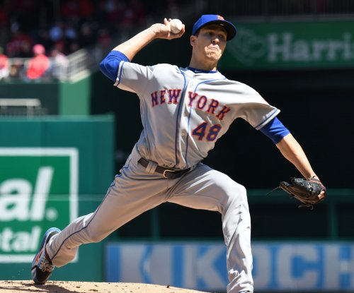 Mets' Jacob deGrom gets nod for game against Marlins