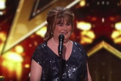 Susan Boyle wows during 'America's Got Talent' return