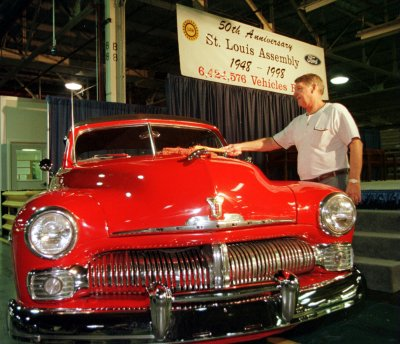 Ford may say goodbye to Mercury brand