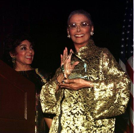 Entertainer Lena Horne dead at 92