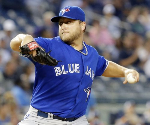 Toronto Blue Jays' Buehrle takes on Baltimore Orioles