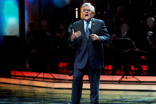 Jay Leno to receive 2014 Mark Twain prize for humor