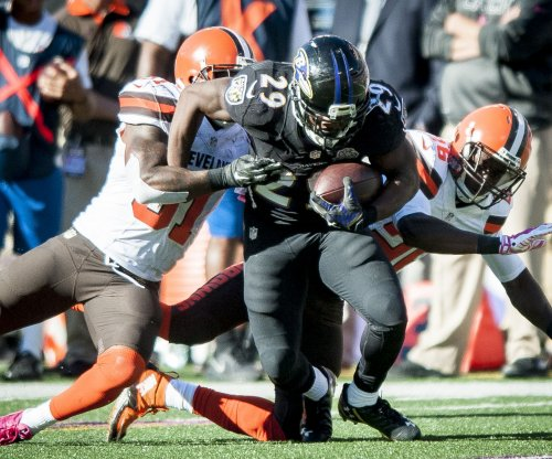Baltimore Ravens RB Justin Forsett a game-day decision