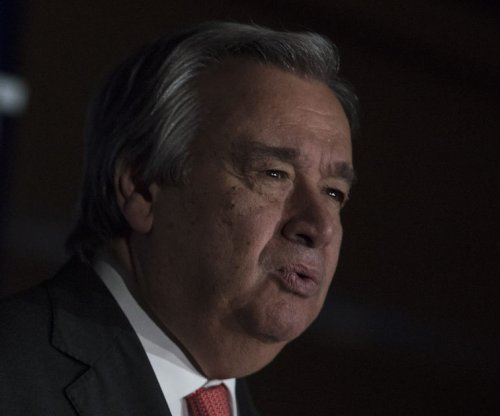 Ex-Portuguese Prime Minister Antonio Guterres favored as next U.N. secretary-general