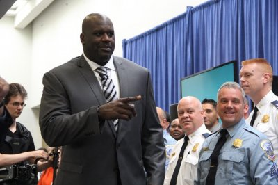 Shaquille O'Neal announces more grants to fight drugged driving