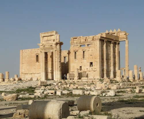 Russia says Syrian government has recaptured Palmyra