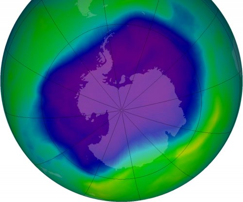 Unregulated chemicals may be stunting ozone recovery, new study suggests