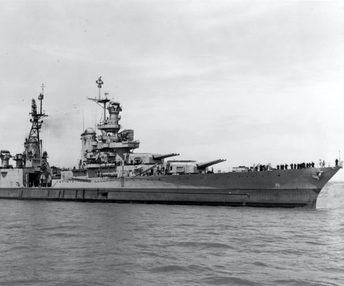 Researchers locate wreckage of WWII-era battleship USS Indianapolis