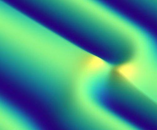 Light melts matter differently than heat, study shows