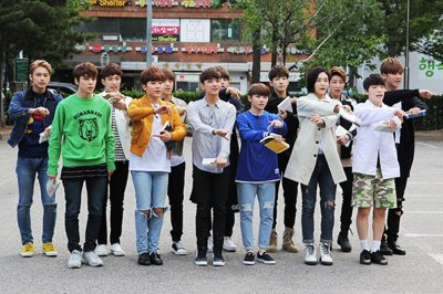 Seventeen to make summer comeback