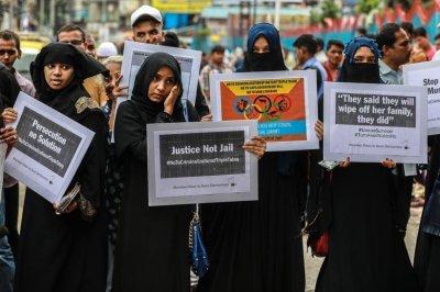 New law criminalizing Muslim 'instant divorce' divides feminists