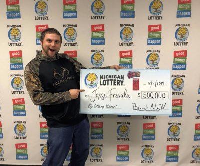 Dreams lead Michigan man to $500,000 lottery jackpot