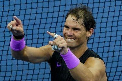 Barcelona Open: Rafael Nadal tops Stefanos Tsitsipas for first title of season