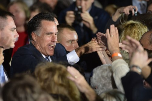 Romney argues his case in CNN commentary
