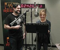 Sarah Michelle Gellar joins voice cast of 'Star Wars Rebels'