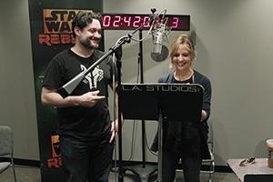 Sarah Michelle Gellar joins voice cast of 'Star Wars Rebels'