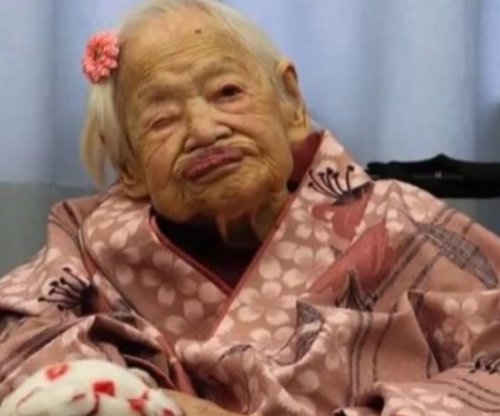 World's oldest living person dies at 117 in Japan