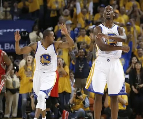 Golden State Warriors best Houston Rockets to get to Finals