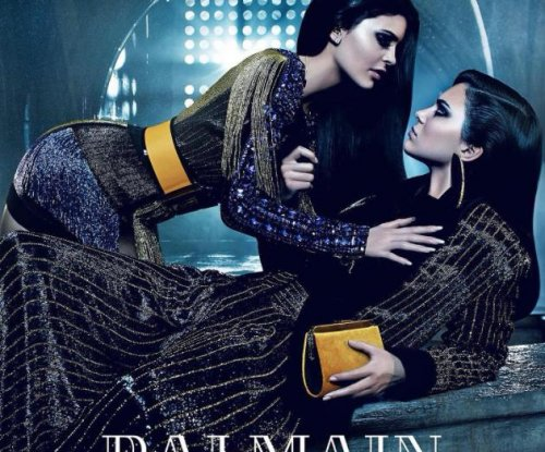 Kendall and Kylie Jenner, Gigi and Bella Hadid pose for sister-themed Balmain campaign
