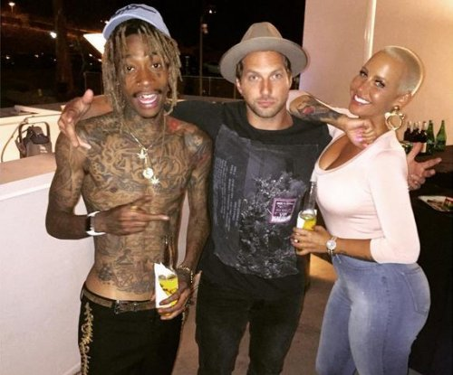 Wiz Khalifa, Amber Rose reunite for son Sebastian