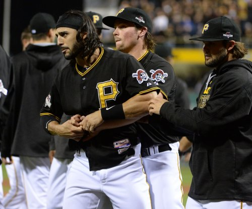 Pittsburgh Pirates' Sean Rodriguez ejected as benches clear