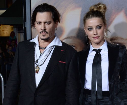 Johnny Depp on wife Amber Heard: 'We connect on a lot of levels'