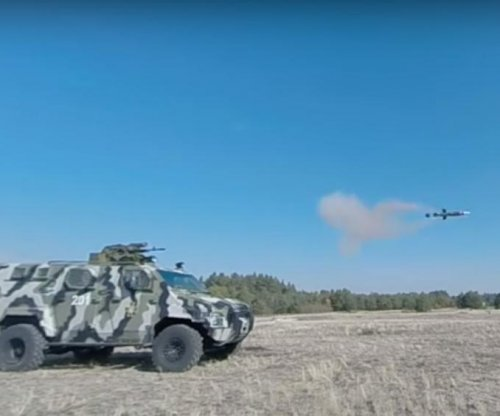 Ukraine successfully tests Sarmat anti-tank missile