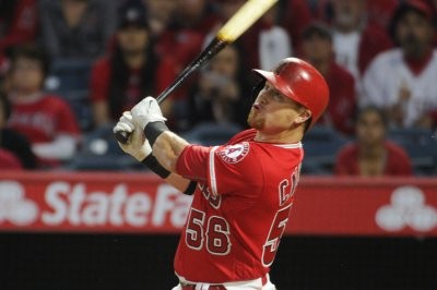 Angels aim to take one from surging Rays