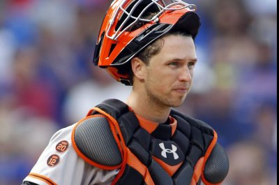 Giants will be without Posey in series finale vs. Rangers