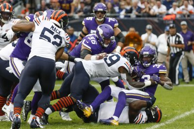 Bears defense smothers Vikings' Dalvin Cook, Kirk Cousins